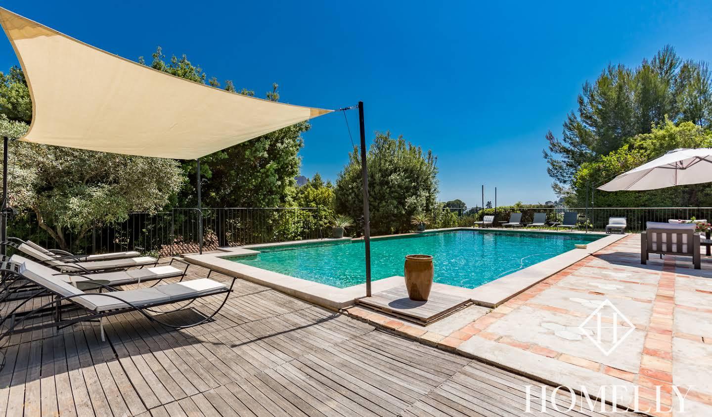 Villa avec piscine et jardin Cassis