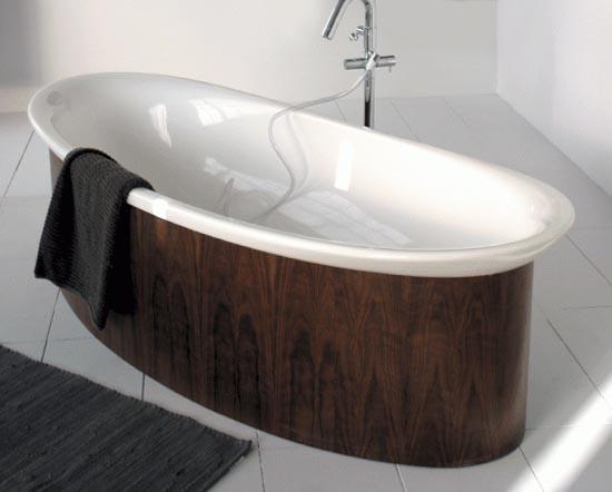 bathtub bathroom bath tub fixture mirror light white modern ...