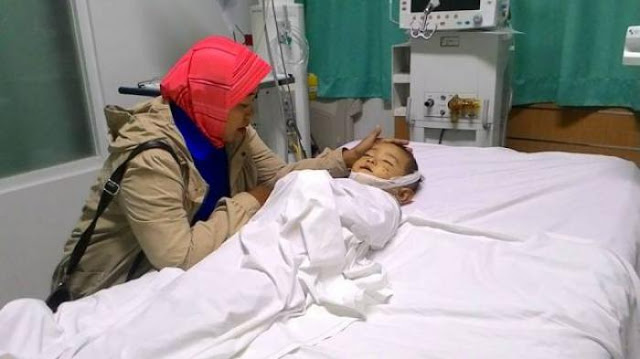 Kabar duka kembali terdengar dan begitu memilukan karena seorang bocah bernama M Rizki  Ditolak RS, Bocah Pengguna BPJS Ini Harus Menghembuskan Nafas Terakhir