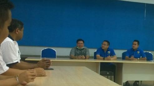Andreas NW: DPP KNPI Akan Gelontorkan Dana Rp2 Milyar untuk Renovasi Gedung