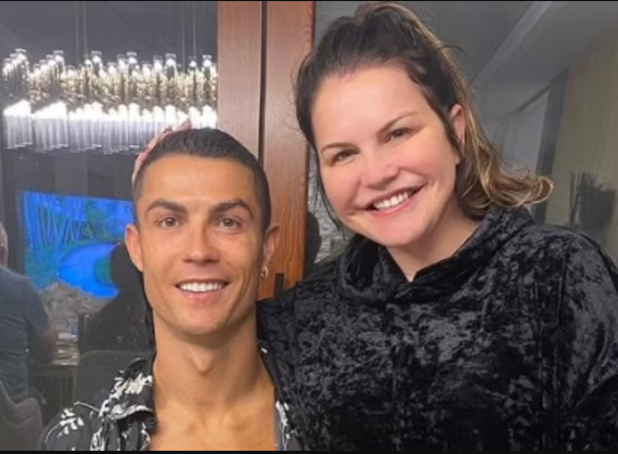 Cristiano Ronaldo's sister is slammed for her 'attack' on Juventus after saying Man.United were 'deserving' of the footballer