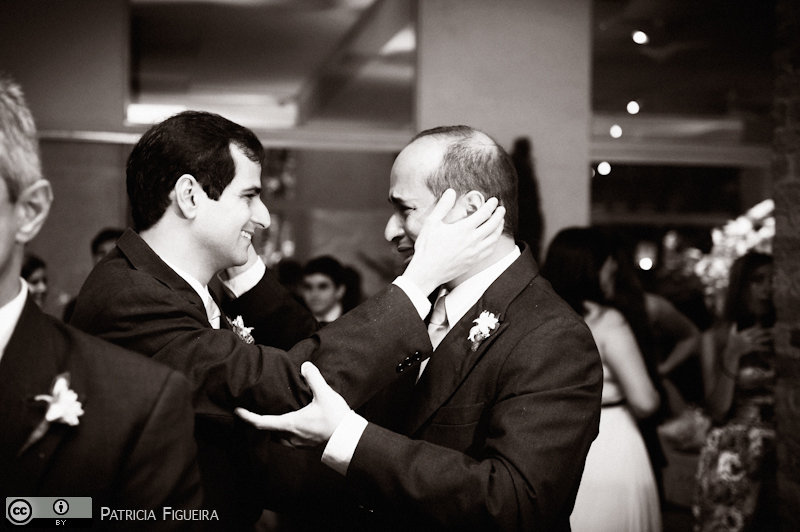 Foto de casamento 1291pb de Nathalia e Fernando. Marcações: 04/12/2010, Casamento Nathalia e Fernando, Niteroi.