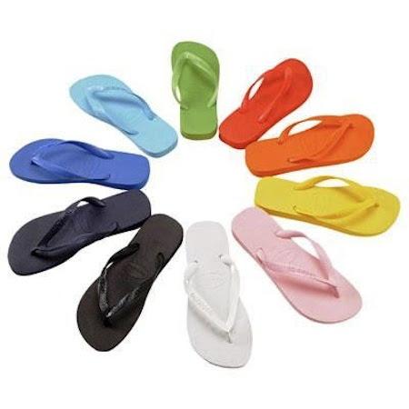 sendal,flip flops