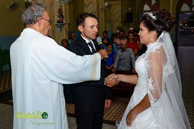 casamento de Suenia