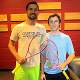 Open 5.0: Champion - James Chan (Boston Squash Club-Allston); Finalist - Justin Russell (Boston Squash Club-Allston)