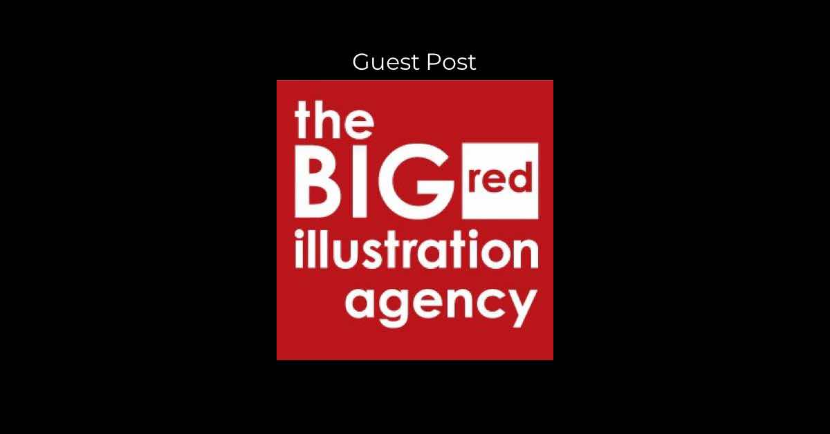 Guest Post From The Big Red Illustration Agency
