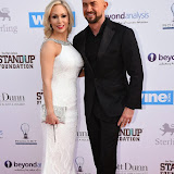 OIC - ENTSIMAGES.COM - Kristina Rhianoff and Robin Windsor at the Ben Cohen's StandUp Gala in London 21st May 2015  Photo Mobis Photos/OIC 0203 174 1069