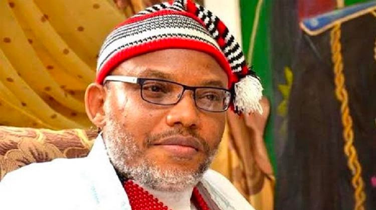 Release Nnamdi Kanu on or before August 8 or else.....- IPOB tells FG