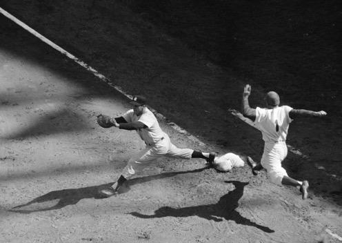 1956 world series john g zimmerman yankees