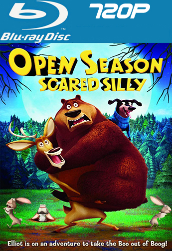 Open Season 4: Scared Silly (Amigos Salvajes 4) (2016) BRRip 720p