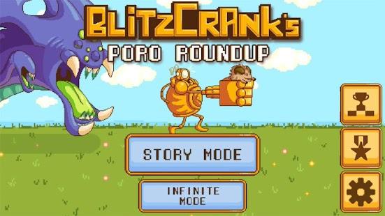 Blitzcrank's Poro Roundup- screenshot thumbnail