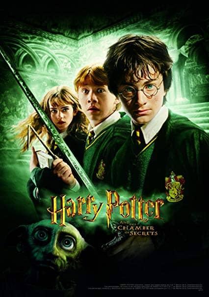 Harry Potter 2: Harry Potter Và Phòng Chứa Bí Mật