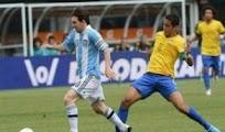Video Goles Argentina Brasil [4 - 3] amistoso 9 Junio