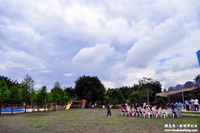 沐卉親子農場草地