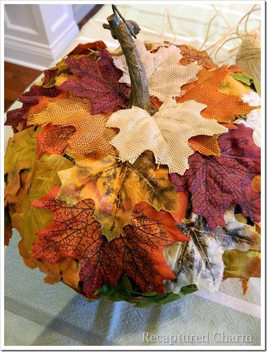 leafy pumpkin 10