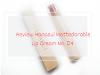 Review Hanasui Mattedorable Lip Cream No. 04