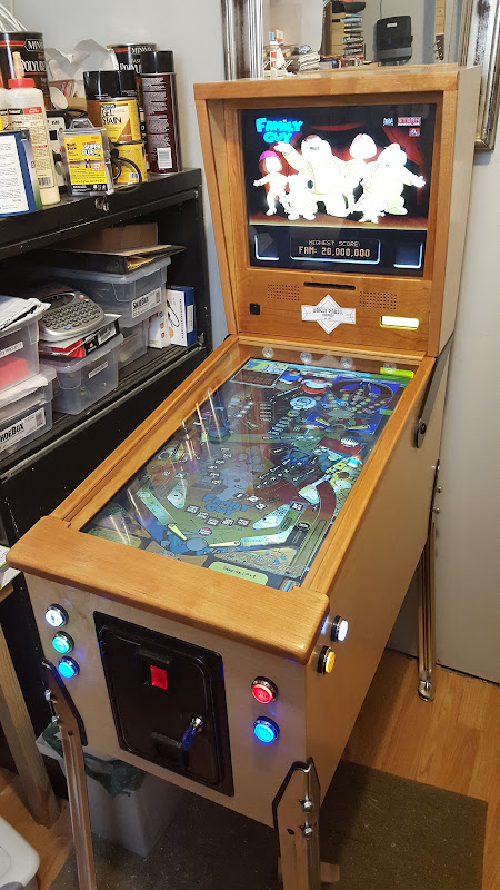 Mini Cabinet Build Virtual Pinball Cabinets Vpforums Org