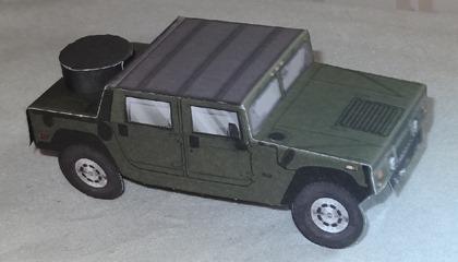 1992 AM General Hummer H1