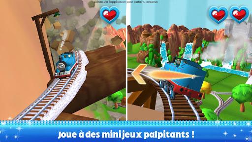Thomas et ses amis : Les Rails magiques  APK MOD (Astuce) screenshots 3