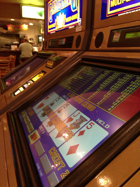 Binions Video Poker