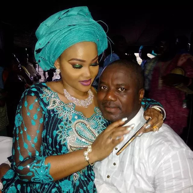Lagos state asks police to transfer duplicate of Mercy Aigbe's domestic abuse case files