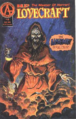 Cover of Howard Phillips Lovecraft's Book The Alchemist