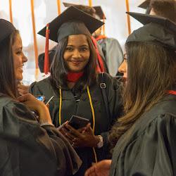 Graduation Ceremony - May 2018
