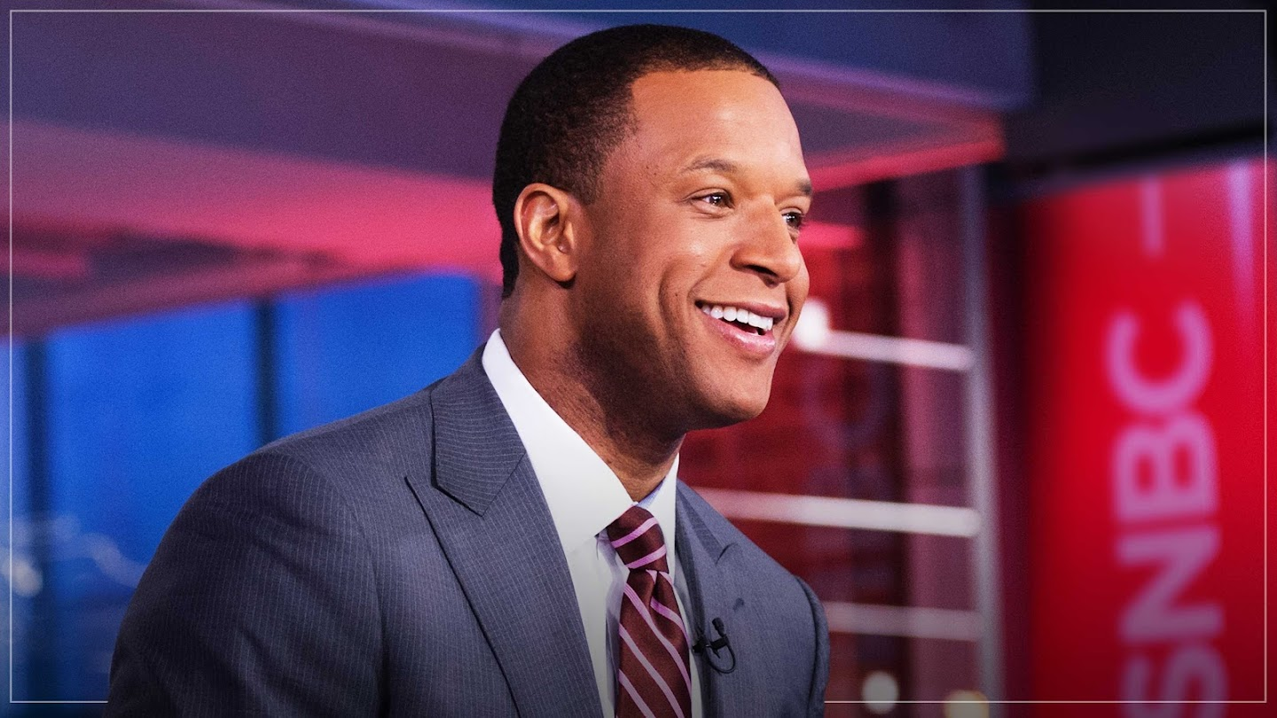 Watch MSNBC Live With Craig Melvin live