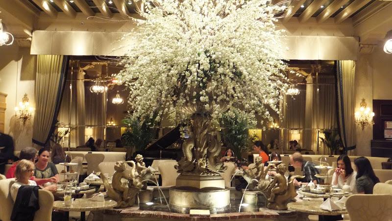 Hall del Drake Hotel, Magnificent Mile, Chicago