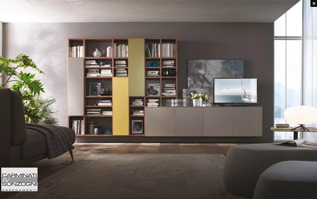 Libreria soggiorno ikea idee creative e innovative sulla - Libreria con ante ikea ...