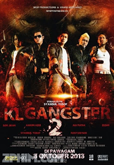 Giang Hồ Mã Lai 2 - KL Gangster 2 (2013) Poster