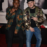 OIC - ENTSIMAGES.COM - Dee Kartier and Harry White Yardie at the  Mandem on the Wall: Wall of Comedy - premiere in London 17th November 2015 Photo Mobis Photos/OIC 0203 174 1069