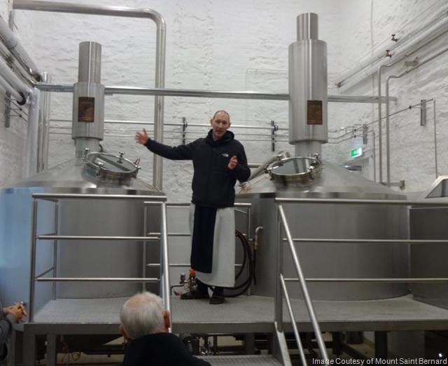 Mount Saint Bernard Begins Brewing First English Trappist Ale (Beer Details)