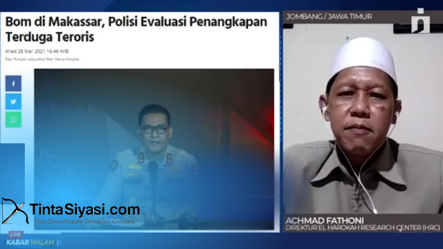 Direktur EL HRC: Jangan Kaitkan Isu Terorisme kepada Islam!