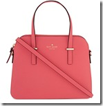 Kate Spade Maisie Leather Shoulder Bag