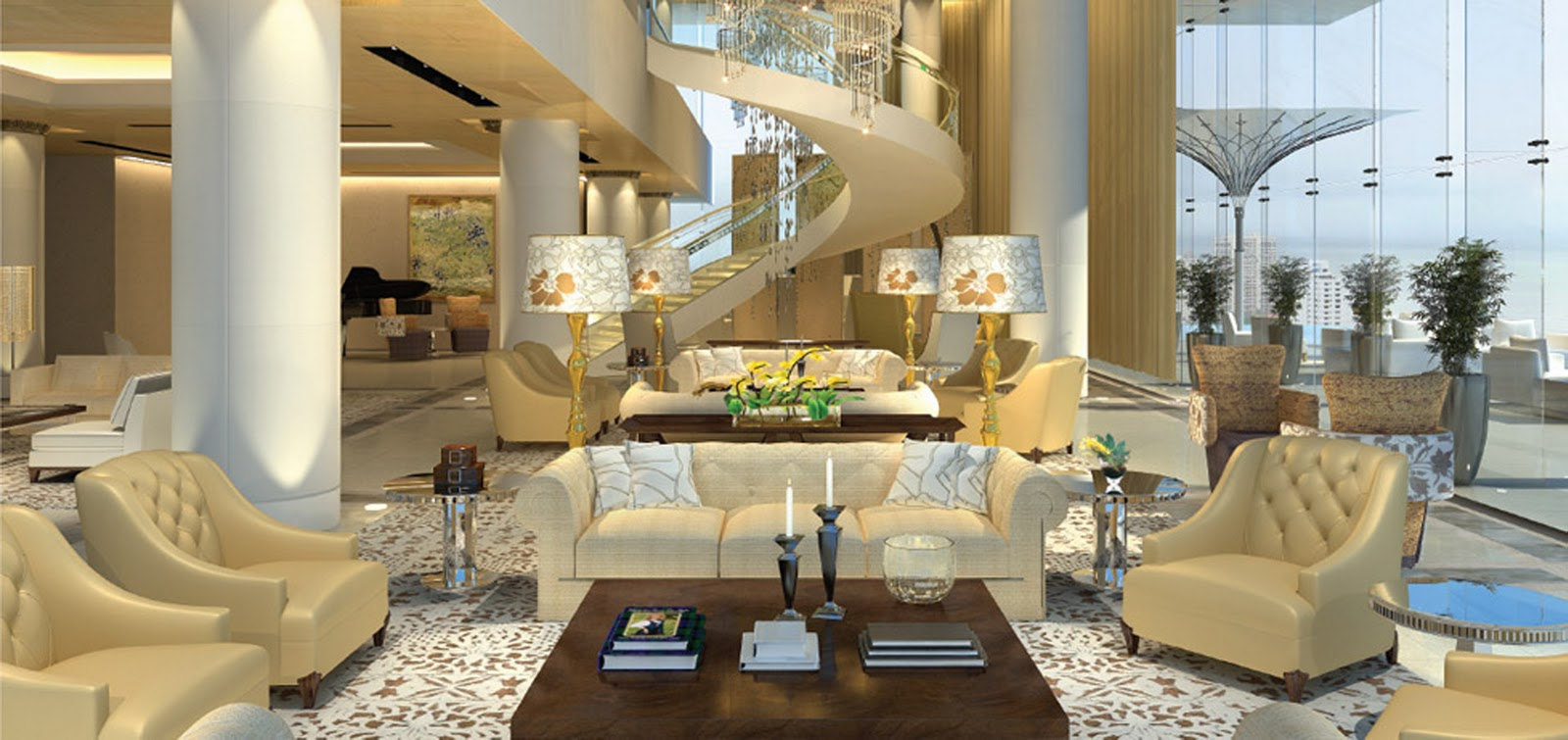 ... Lakshmi Mittal House Interior. Most Expensive Billionaire Homes In The  World Xdailycom