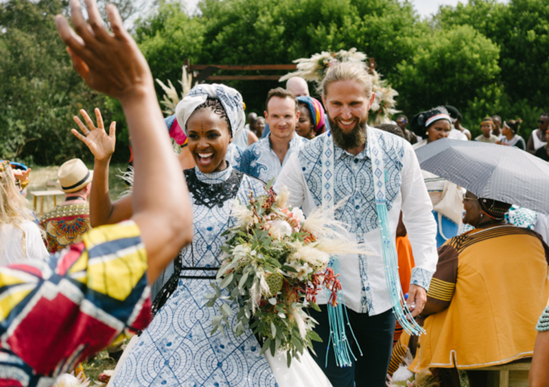 African Traditional Wedding Attire That Will Make You Want To Get Married 10