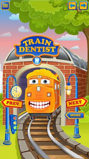 Trolley Train Dentist & Wash для планшетов на Android