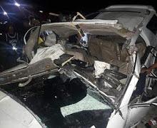 Cristobal: Tres muertos e igual cantidad de heridos en accidente de tránsito