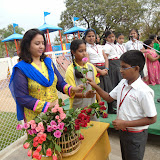 Women's day celebrations in special assembly on 09/03/2015