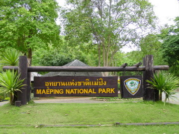 Mae Ping National Park