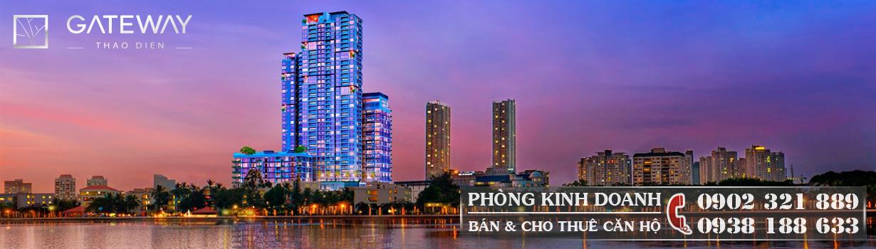 banner căn hộ Gateway Thảo Điền