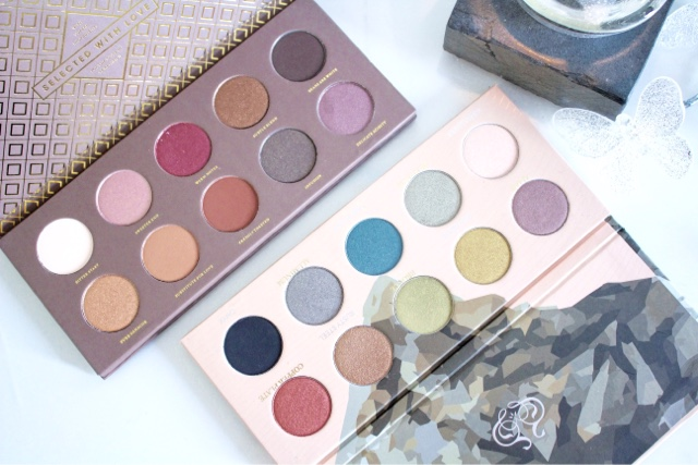 Zoeva Eyeshadow Palettes | Cocoa Blend & Mixed Metals Review