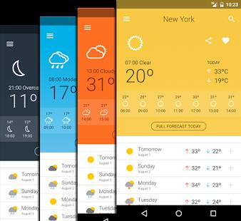 Weather 14 days- screenshot thumbnail