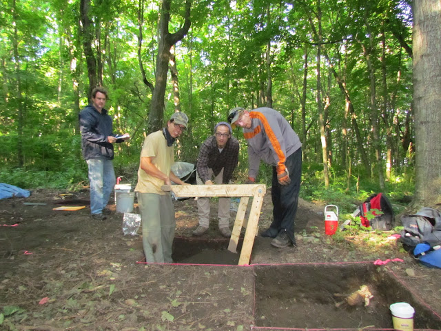 Apple Island Archaeology, early & 2014 - june%2B2014%2B012.JPG