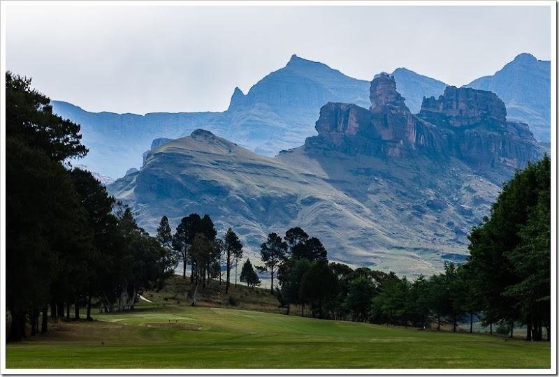 В Африку гулять. Один мой день в Драконовых горах, ЮАР
