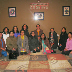 20140125 Womens Club - Meditation and Healing