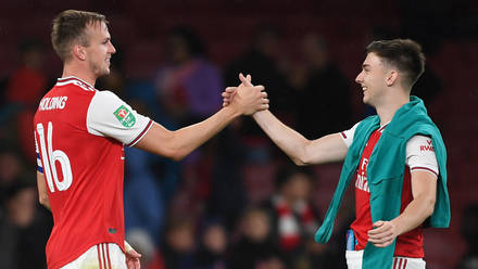 FOUR THINGS WE LEARNT AS ARSENAL TRASH NOTTINGHAM FOREST