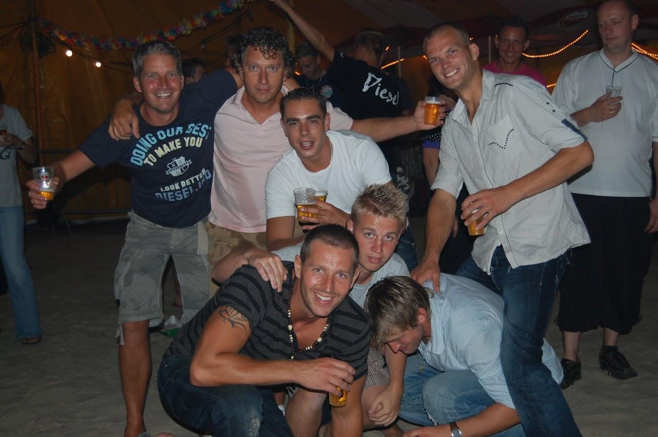 Beachparty 75-jarig Jubileum vv Delfstrahuizen