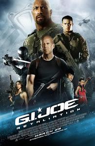 Cuộc Chiến Mãng Xà 2: Báo Thù - G.i. Joe 2: Retaliation 2013 poster